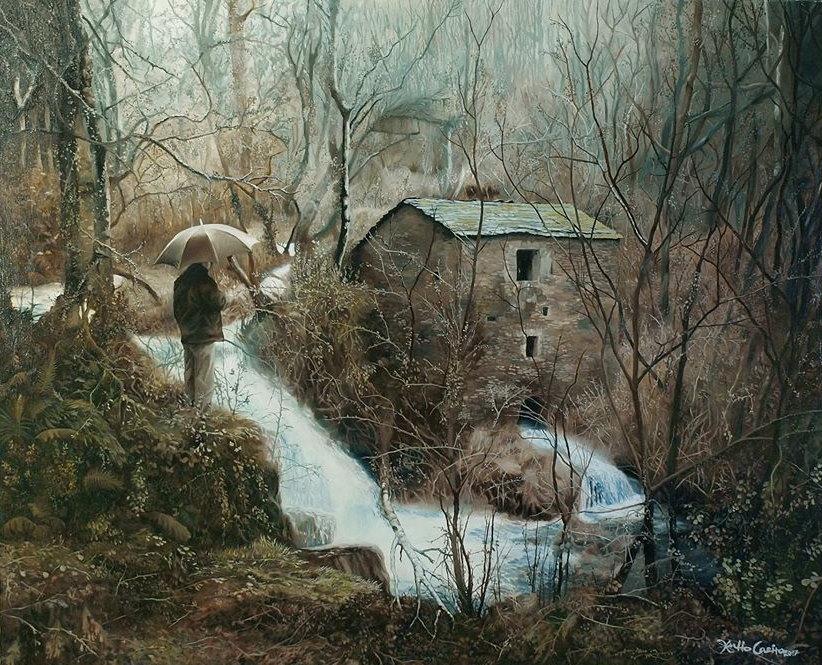 Mill in Feira do Dez