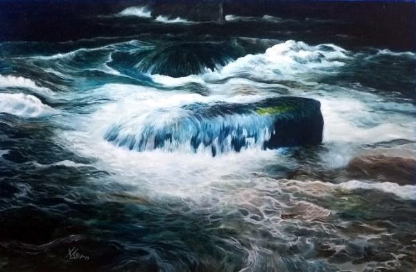 Rochas do río